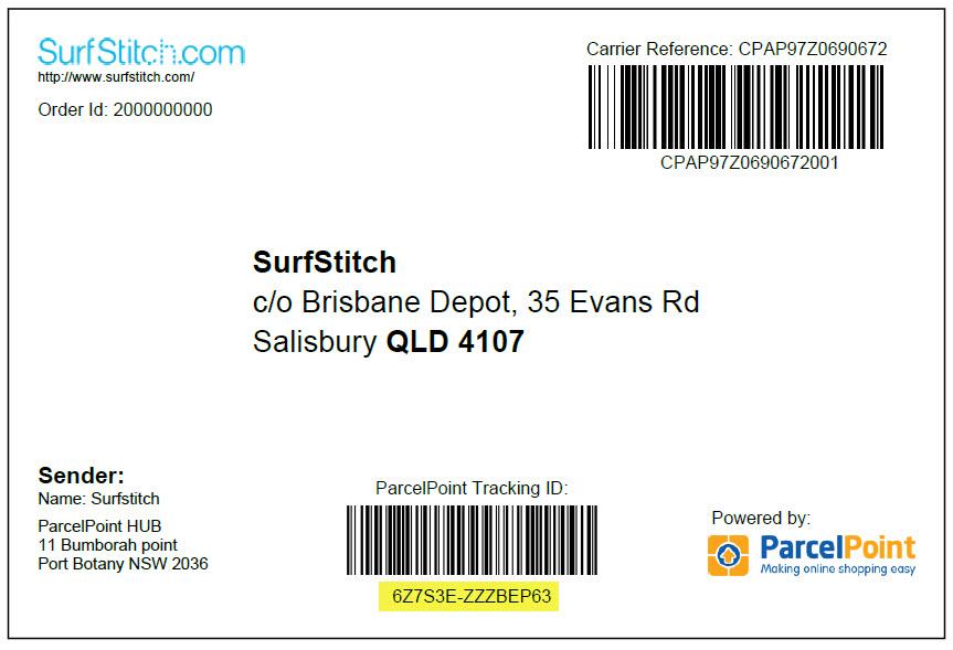 Australian Returns Information – SurfStitch Customer Service